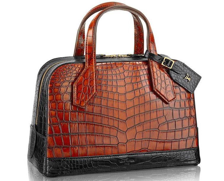 065d105406 ... louis vuitton crocodile lady bag