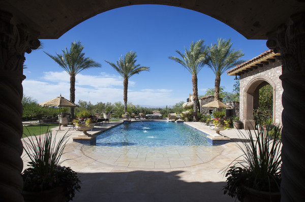 Arizona Home Swimming Pool