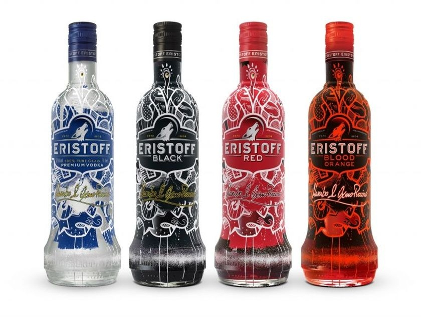 Eristoff vodka by Oxmo Puccino