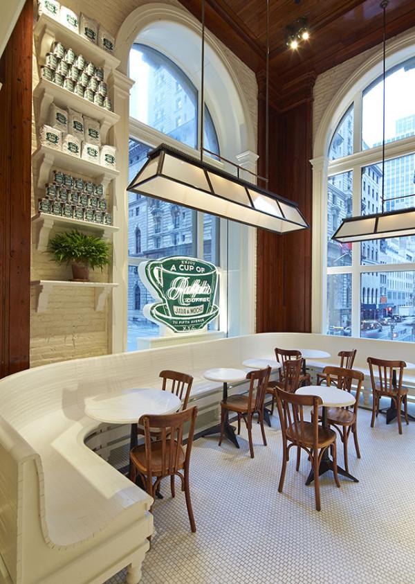 Ralph Lauren coffee shop