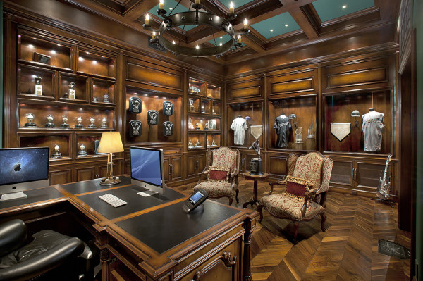 Randy Johnson office