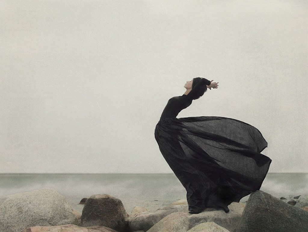 Surreal Self Portraits By Kylli Sparre