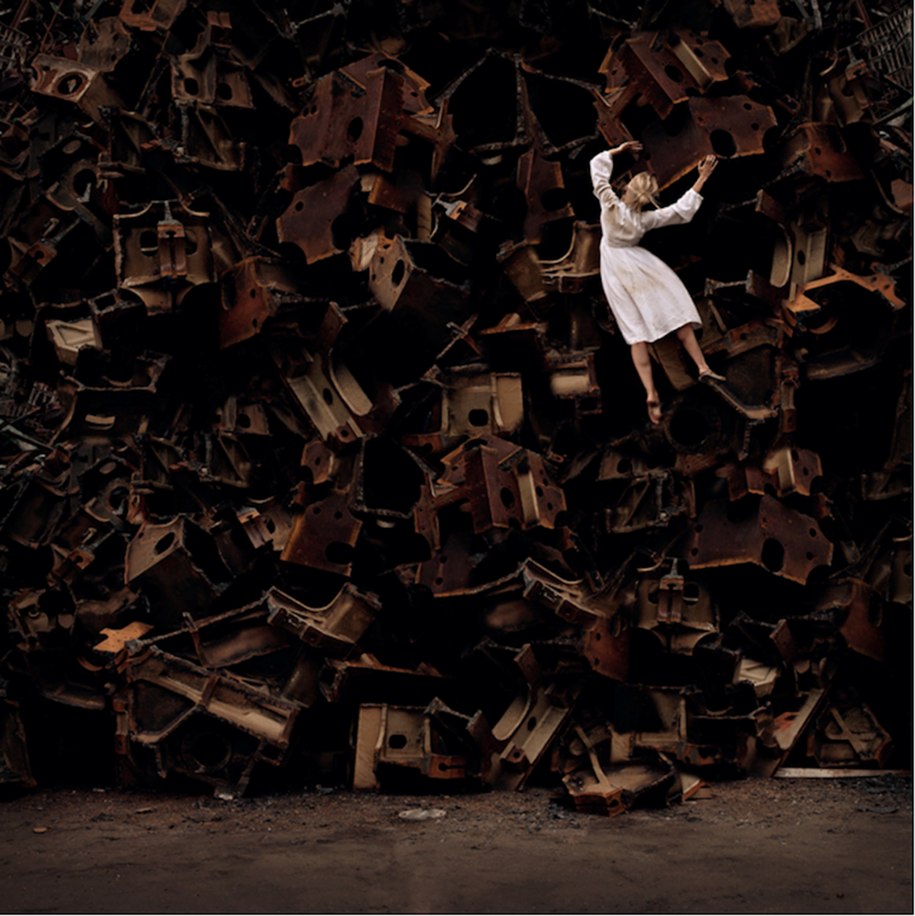 Surreal Self Portraits By Kylli Sparre 1
