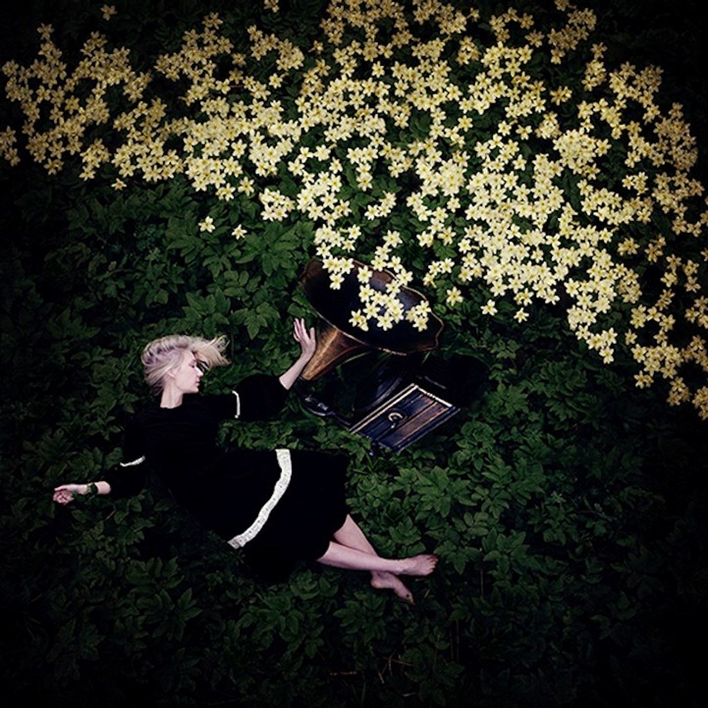 Surreal Self Portraits By Kylli Sparre 14
