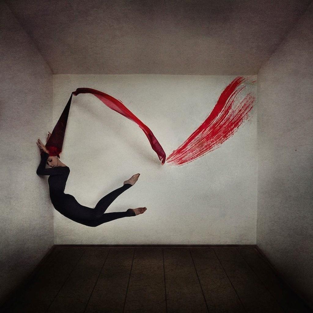 Surreal Self Portraits By Kylli Sparre 8