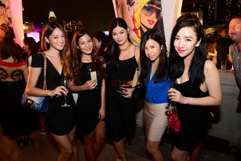 Lofficiel Singapore Hed Kandi Launch Perrier Jouet 2