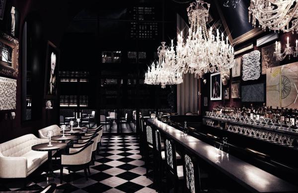 Baccarat Hotel Restaurant