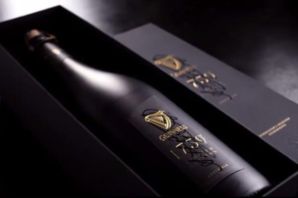 Guinness luxury beer