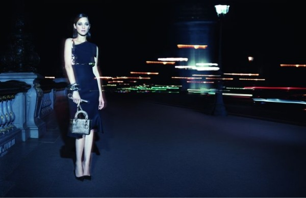 Lady Dior Electric City campaign