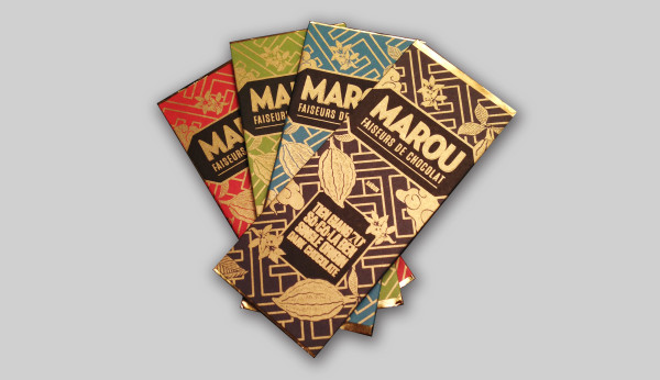 Marou chocolate from Vietnam