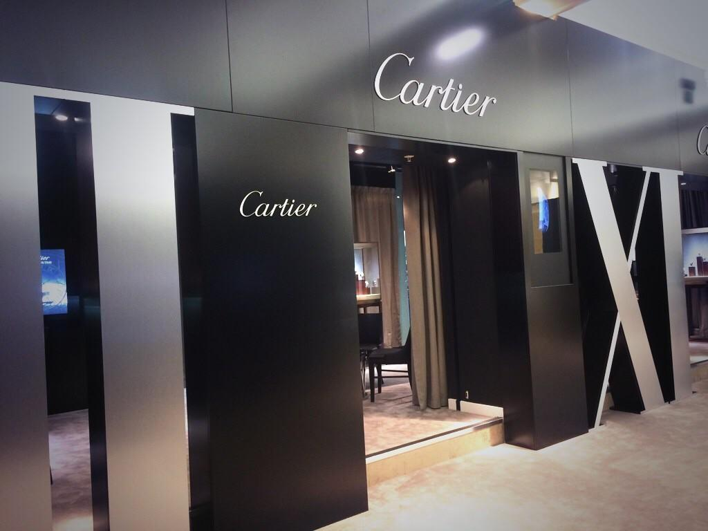 The Man by Cartier Exhibition