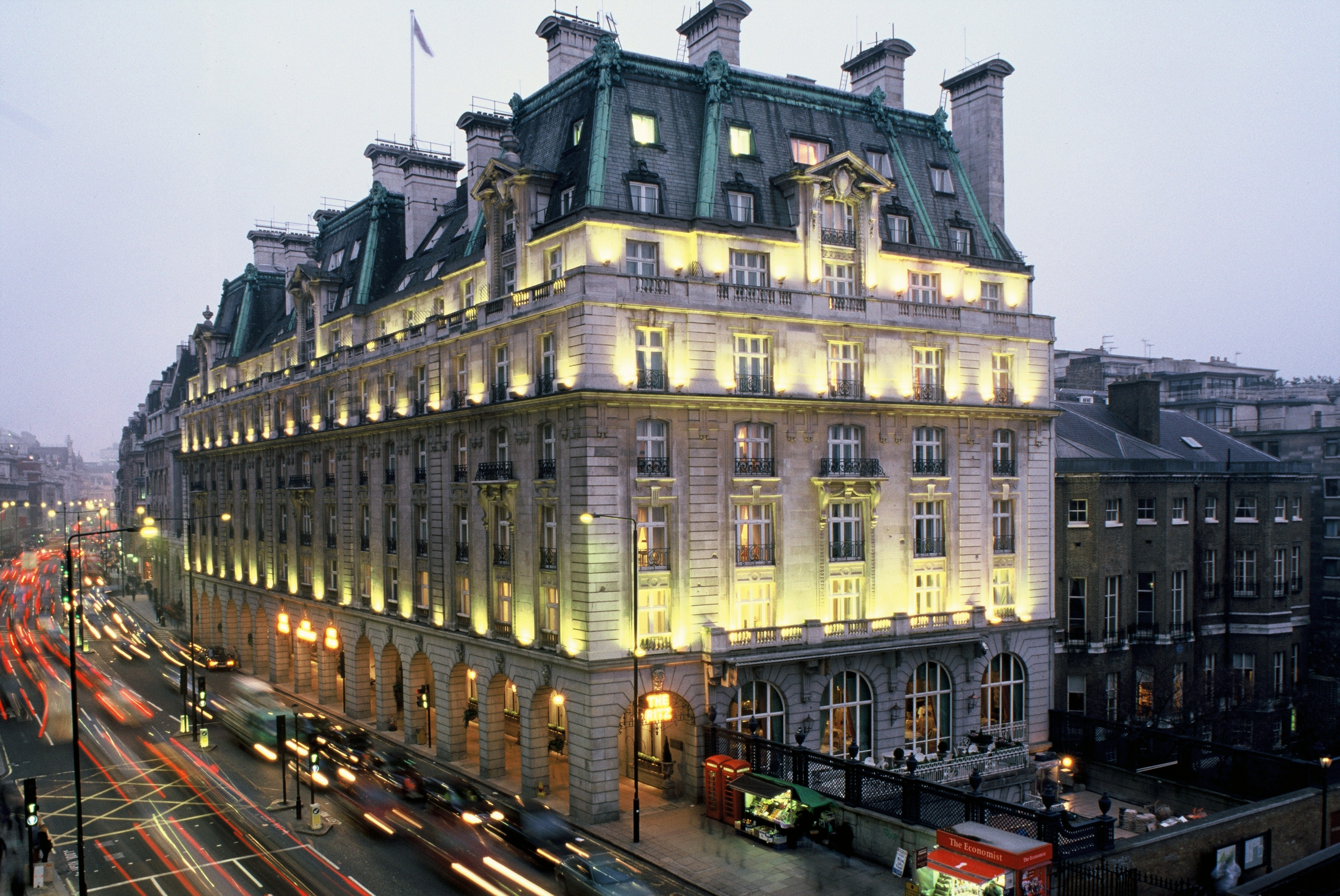 The Most Popular Hotel In London For The Super-rich Is