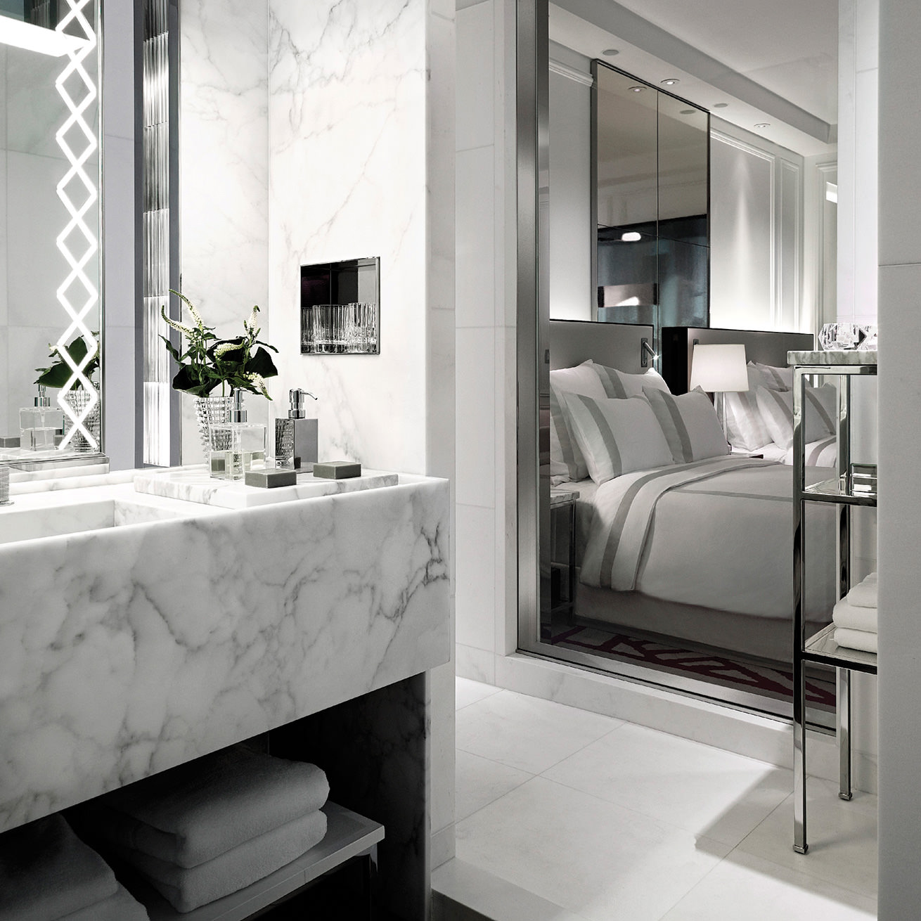 First Baccarat-branded hotel opens in New York