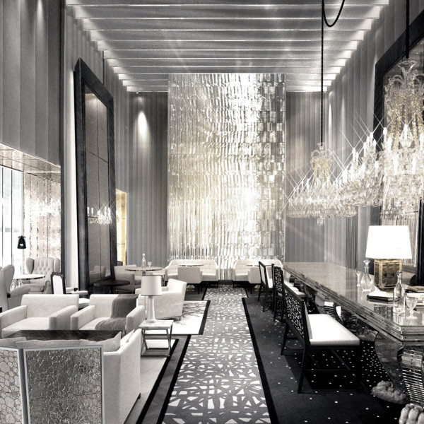 baccarat hotel dining