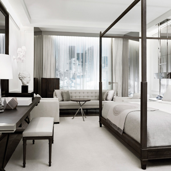baccarat hotel guest rooms