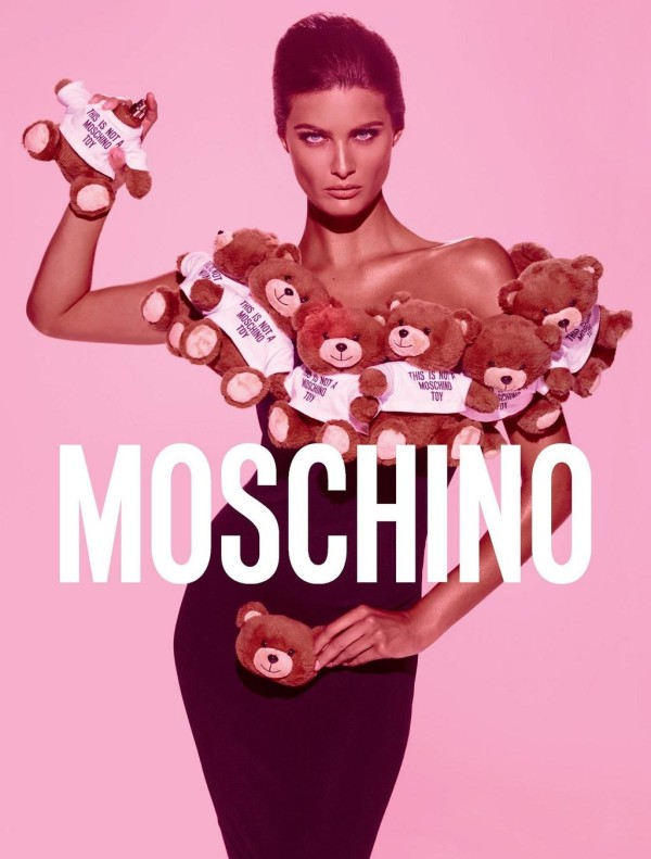 Moschino TOY ad campaign