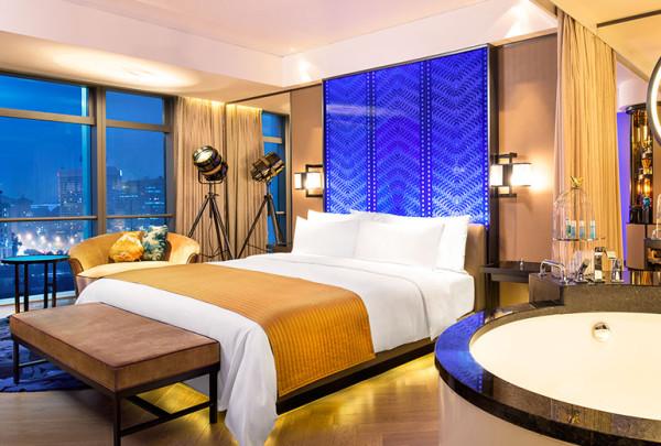 W Beijing room