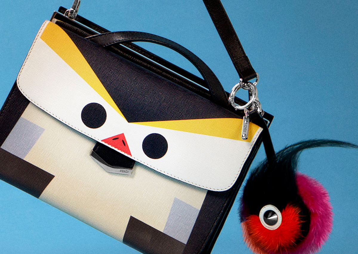 fendi qutweet capsule collection