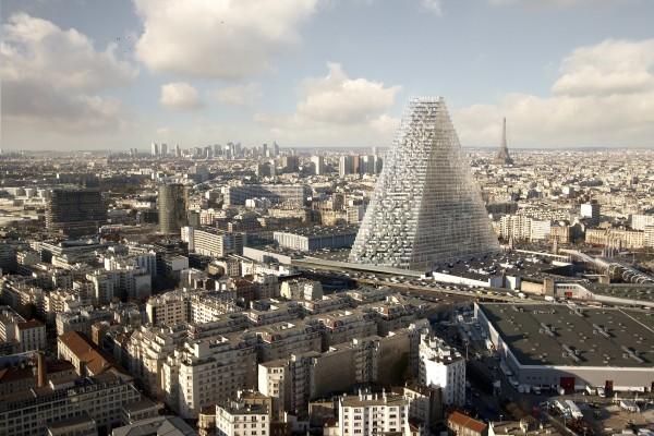 triangle tower paris