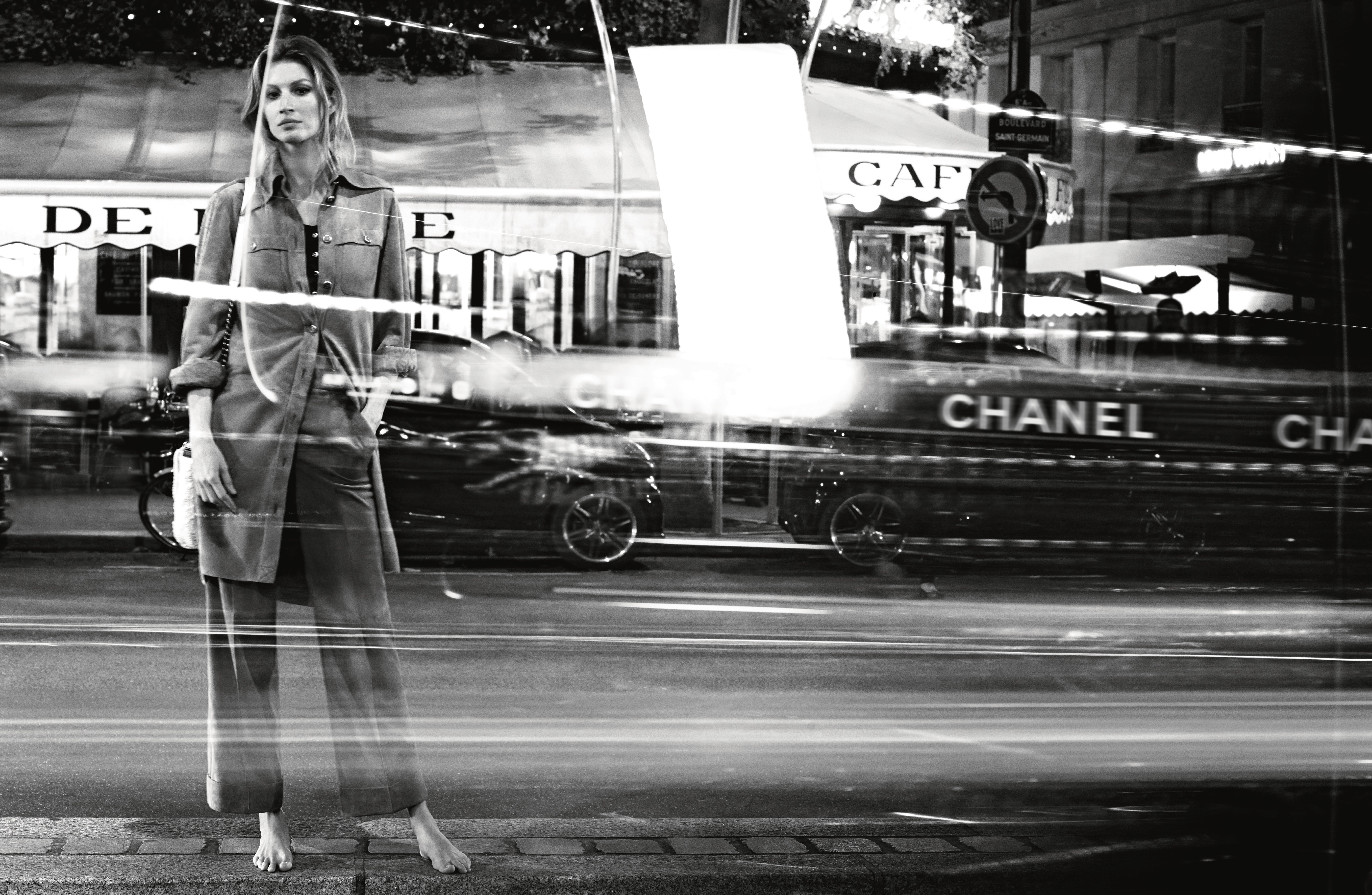 Chanel Spring/Summer 2015 campaign