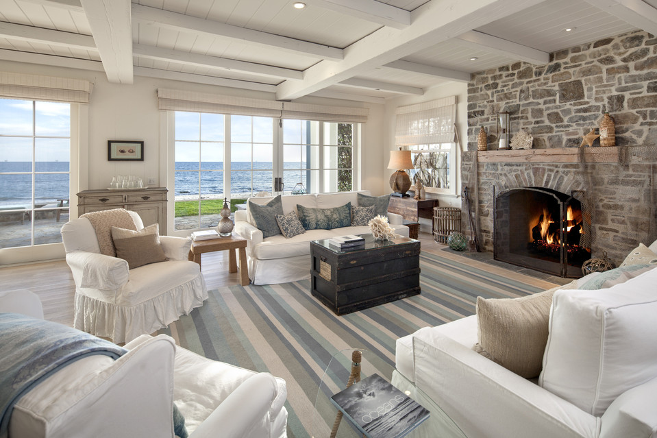 Dennis Miller California Beach Home