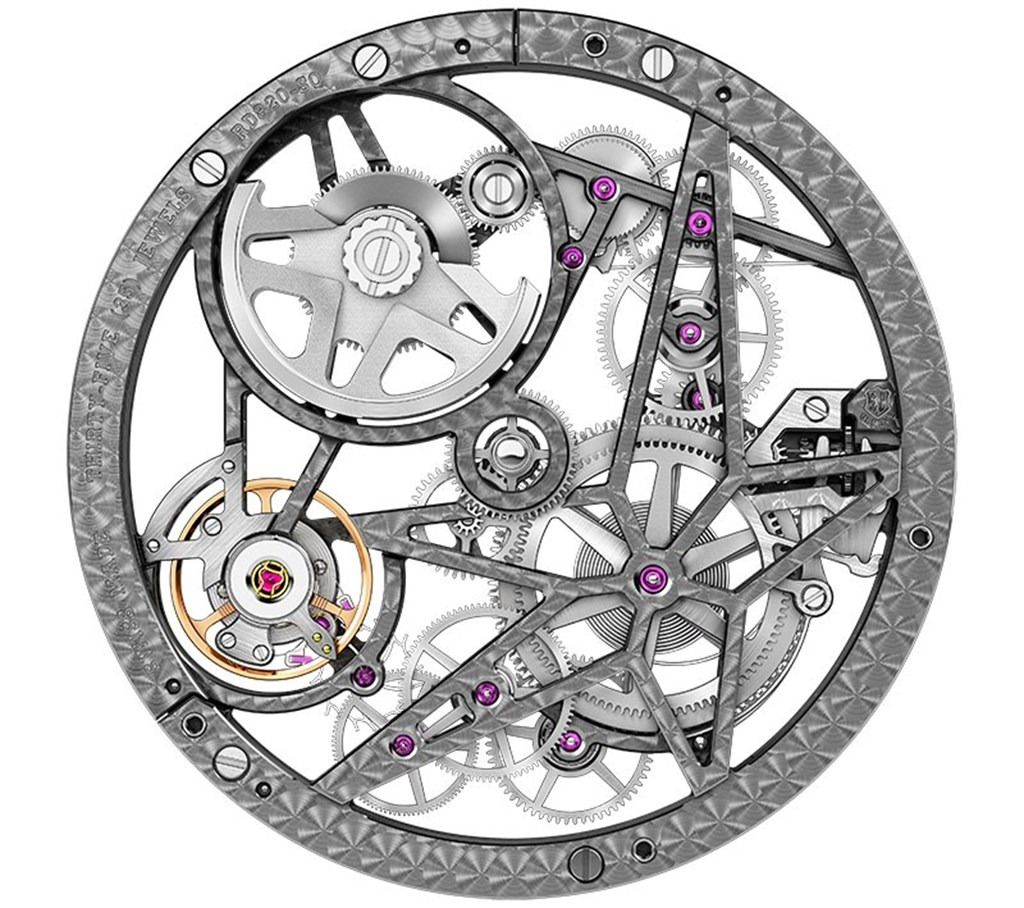 Pre Sihh Roger Dubuis 4