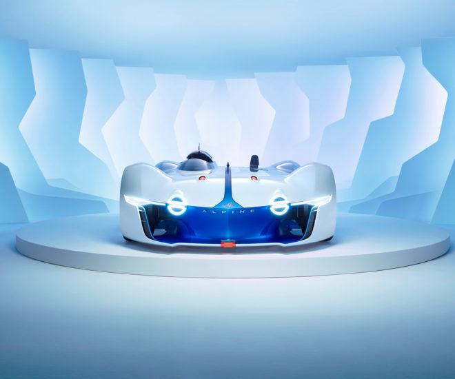 This Is The Alpine Vision Gran Turismo Concept