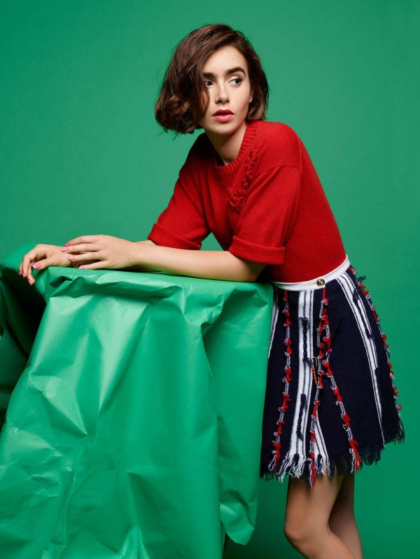 Barrie Knitwear Collection Spring Summer 2015