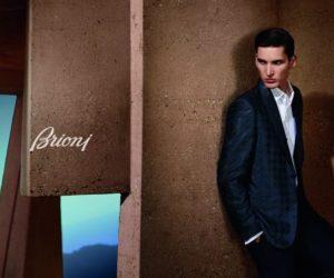 Brioni Spring/Summer 2015 campaign