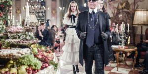 Ritz Paris Hosts Chanel Metiers d'Art Show