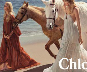 Chloe Spring Summer 2015 campaign