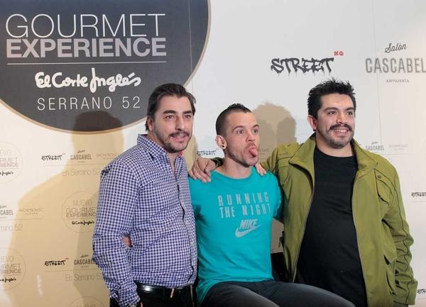 David Munoz Roberto Ruiz Jordi Roca