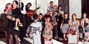 Dolce & Gabbana Spring Summer 2015 for Kids