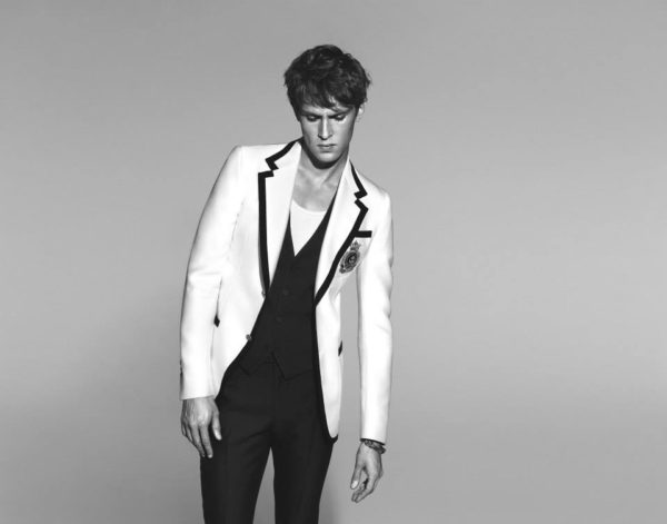 Mathias Lauridsen for Gucci