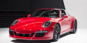 More power for the Porsche 911 Targa and Cayenne