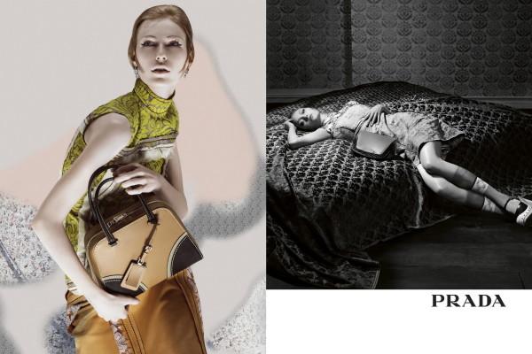 Prada Spring 2015 womenswear campaign