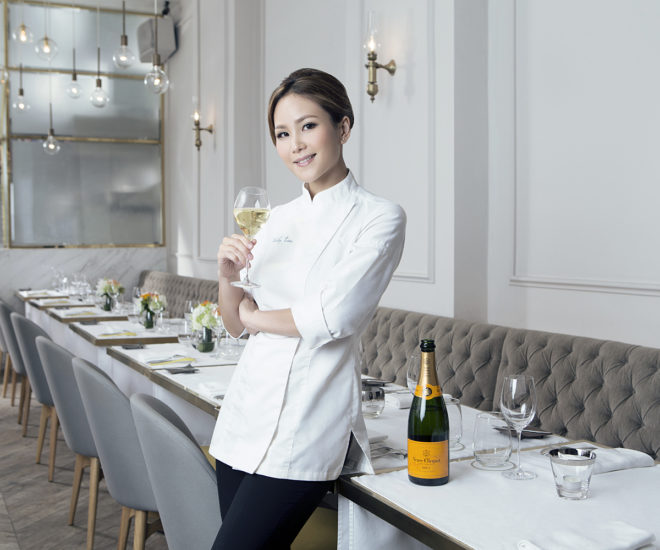 Hong Kong's Vicky Lau Is Asia's Best Female Chef