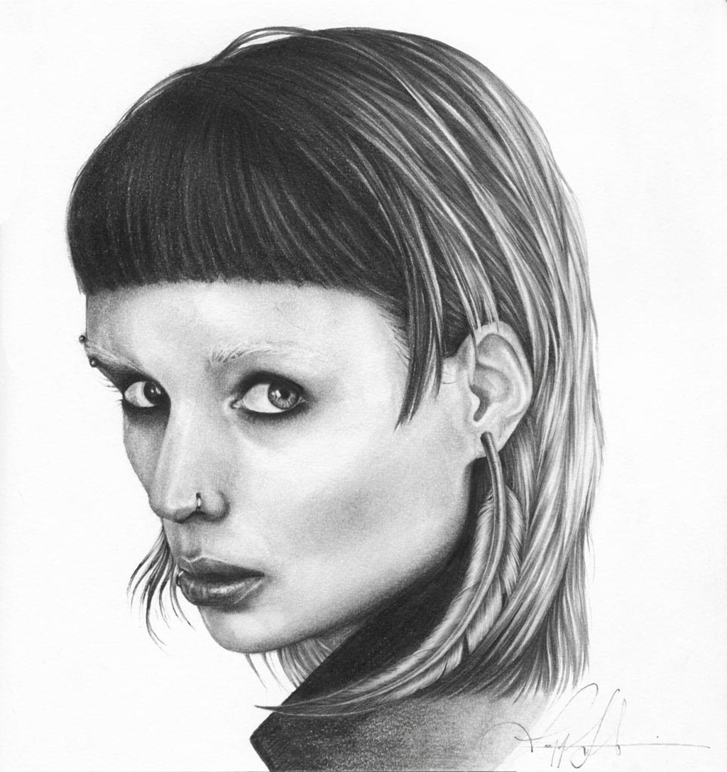 Drawings By Langley Fox 15