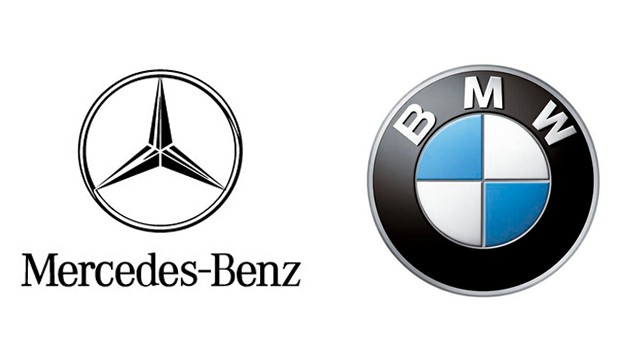 mercedes benz bmw logo