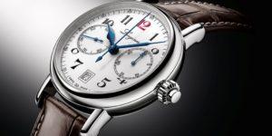 Throwback Timepiece: Longines Column-Wheel Single Push-Piece Chronograph