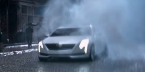 2016 Cadillac CT6 revealed in Oscar commercial