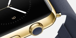 Gold Apple Watches will be kept in safes