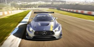 Mercedes chooses Geneva for GT3 race car reveal