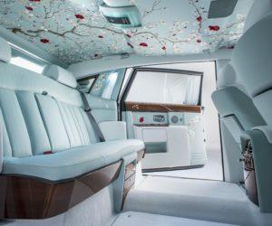 Rolls-Royce Serenity interior