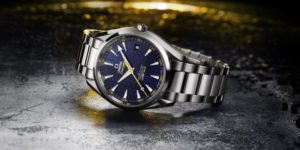 James Bond inspires the latest Omega Seamaster