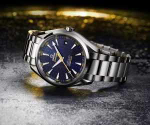 Seamaster Aqua Terra 150M James Bond