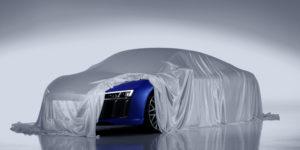 Next Audi R8 to offer optional laser lights