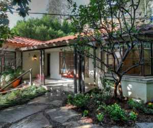 Topher Grace Los Angeles home