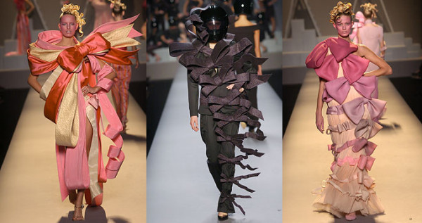 Viktor and Rolf haute couture