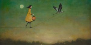 Acrylic Paintings by Duy Huynh